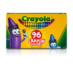 96 count crayon box front