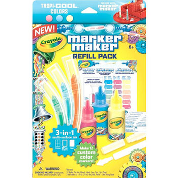 Marker Maker Refill - Pastel Colors