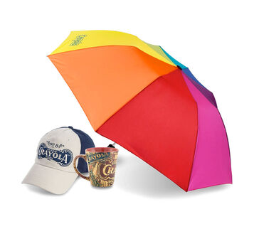 Crayola Fan Kit With Hat