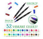 Signature Brush & Detail Tip Markers 16 count