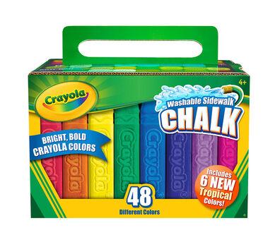 Sidewalk Chalk 48 ct.