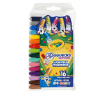 Pip-Squeaks Skinnies Markers, 16 Count