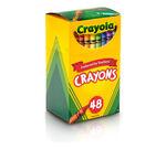 Crayola 48 count Crayons front