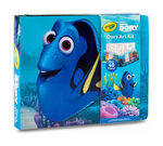 Small Dory Art Kit, Finding Dory