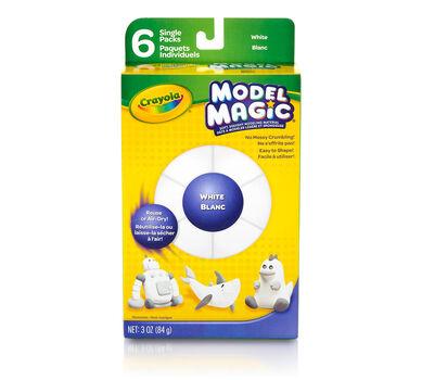Model Magic 0.5-oz. White 6 ct.