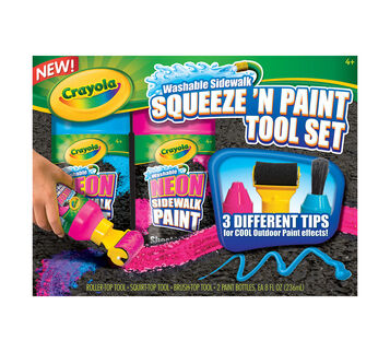 Squeeze Press 'N Paint