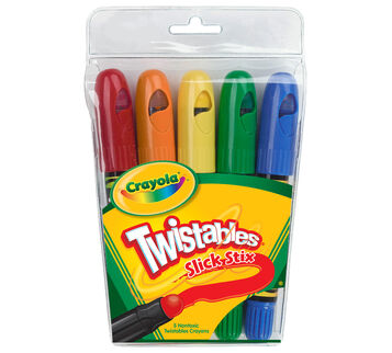 Twistable Slick Stix 5 ct.