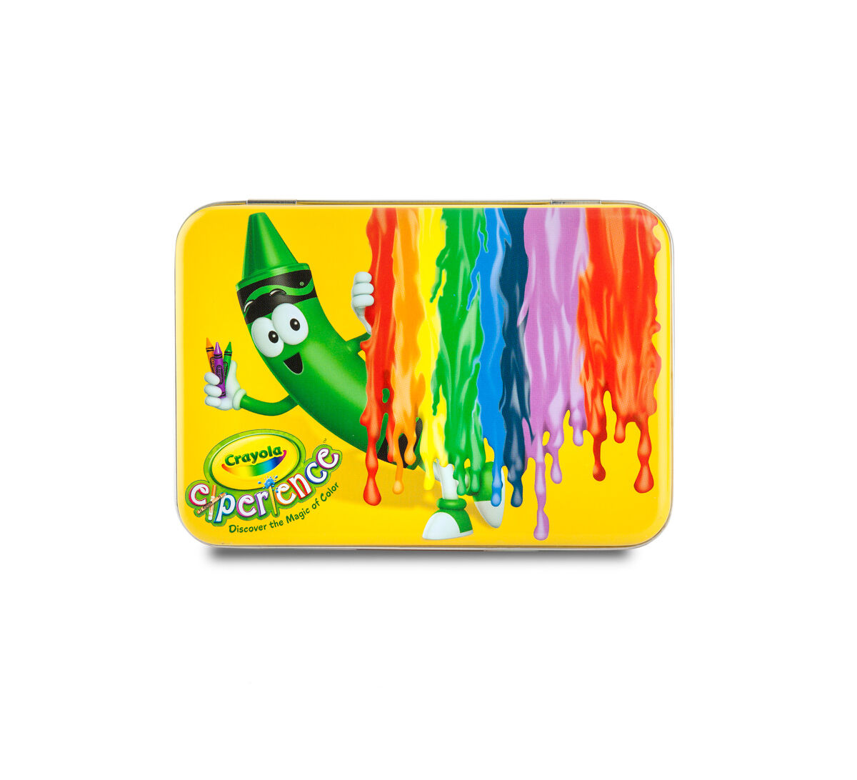 Crayola Dripping Wax Crayon Storage Tin  sc 1 st  Shop Crayola & Crayola Dripping Wax Crayon Storage Tin - Crayola
