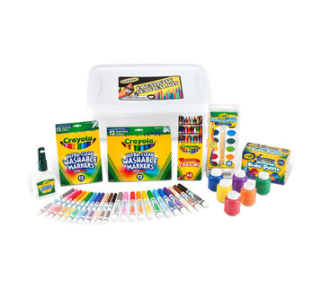 Back to School Supplies Kit, Early Grades