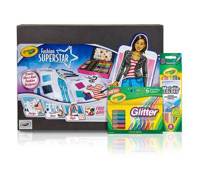 Fashion Superstar Deluxe Kit
