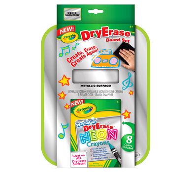 Sonic Shimmer Dry Erase Board