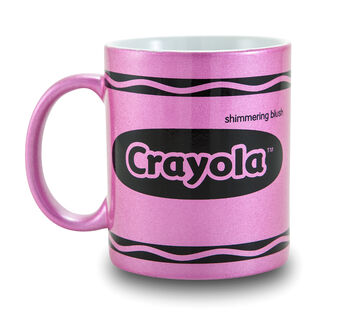 Crayola Metallic Mug 11 oz