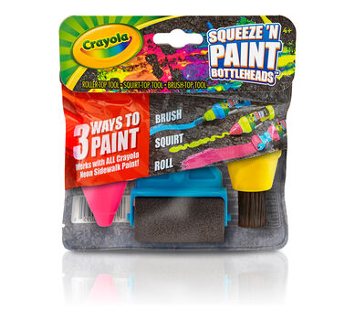 Squeeze N Paint Tool Set