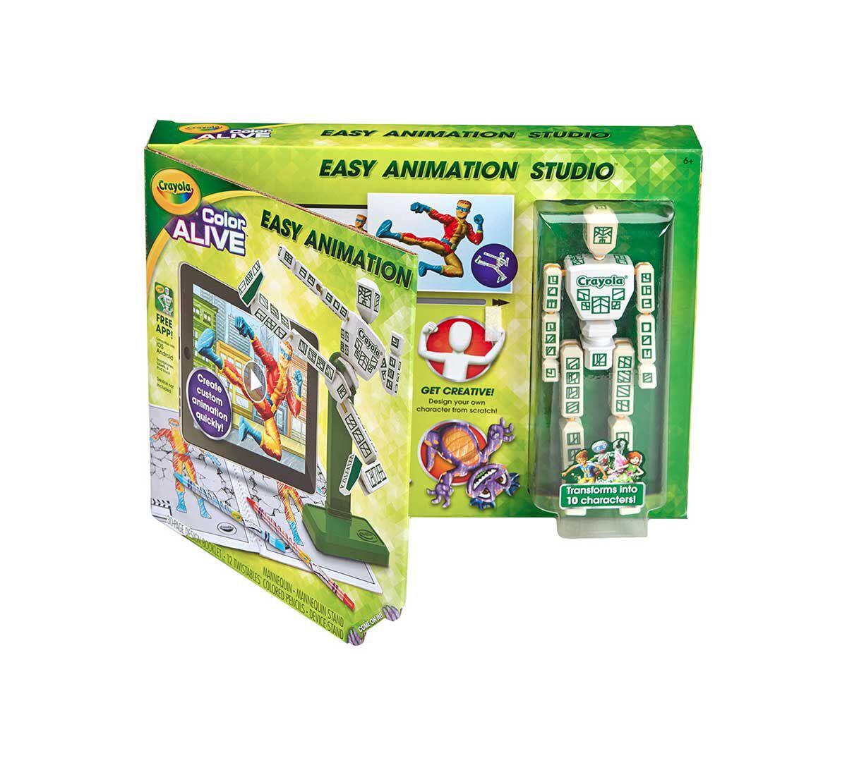 Easy Animation Studio  Crayola