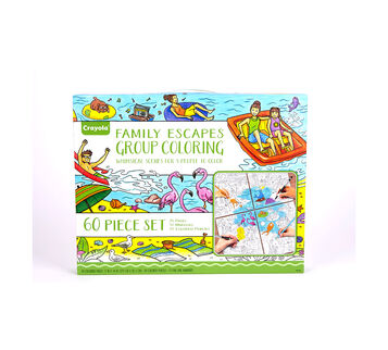 Family Escapes Gift Set, Whimsical Destinations