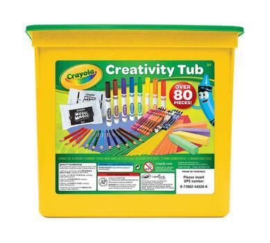 Creativity Tub Crayola