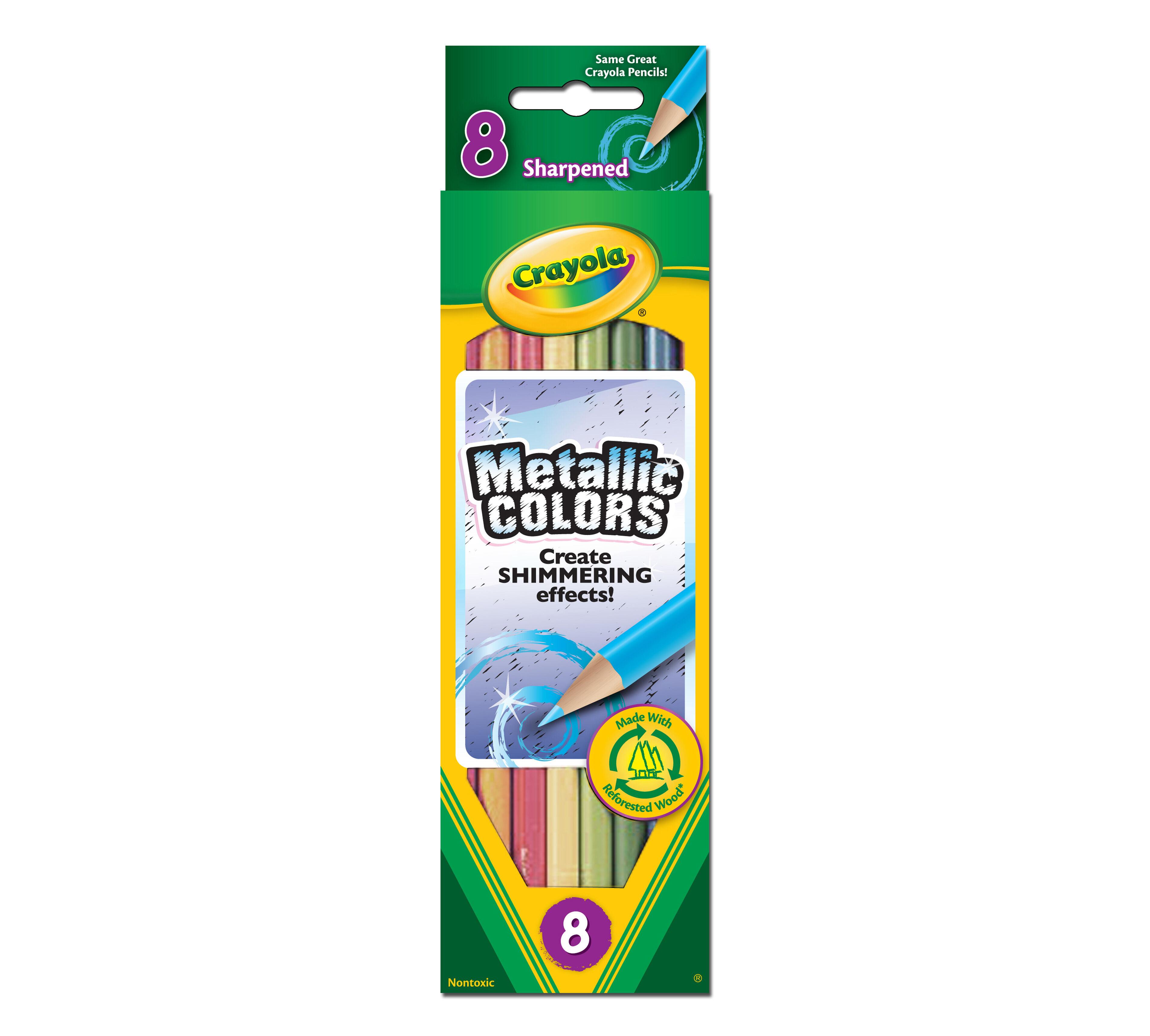 Crayola Colored Pencils Shop Colored Pencils Crayola