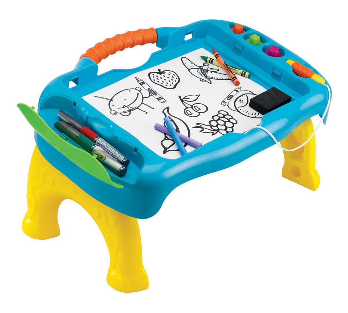 Sit \'N Draw Travel Table - Crayola