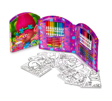 Trolls Art Case, Small