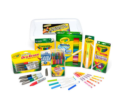Back to School Supplies Kit, Later Grades