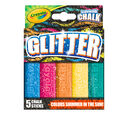 Special Effects Sidewalk Chalk - Glitter