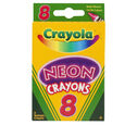 Neon Crayons 8 ct.