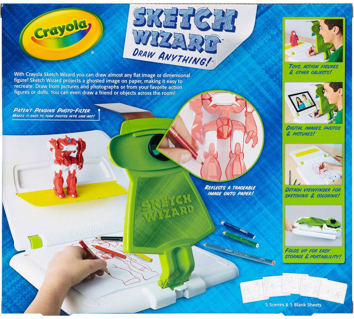 Sketch Wizard Crayola