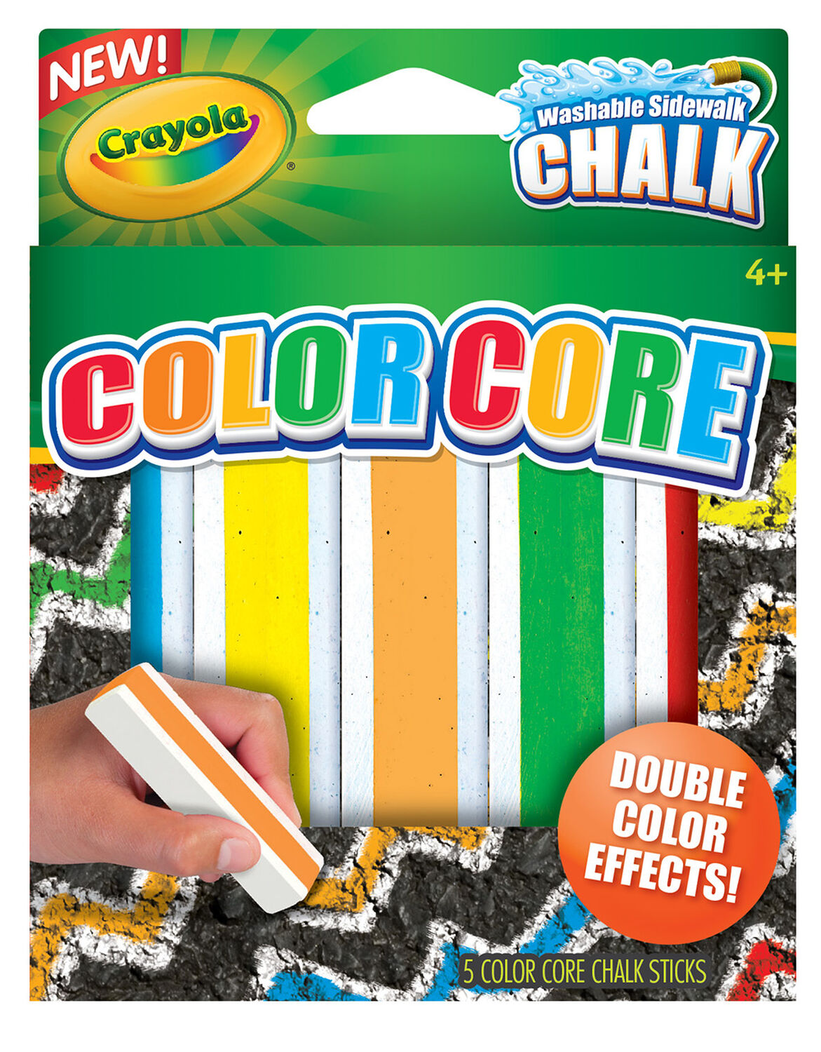 Crayola Color Explosion Value Activity Case Neon Colors Set Card Maker Kit Nib