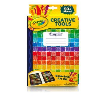 Crayola Creativity Tool Book