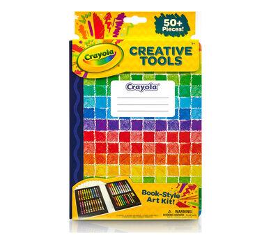 Crayola Creativity Tool Book Crayola