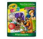Color Wonder Scooby Doo 18 Page Coloring Book
