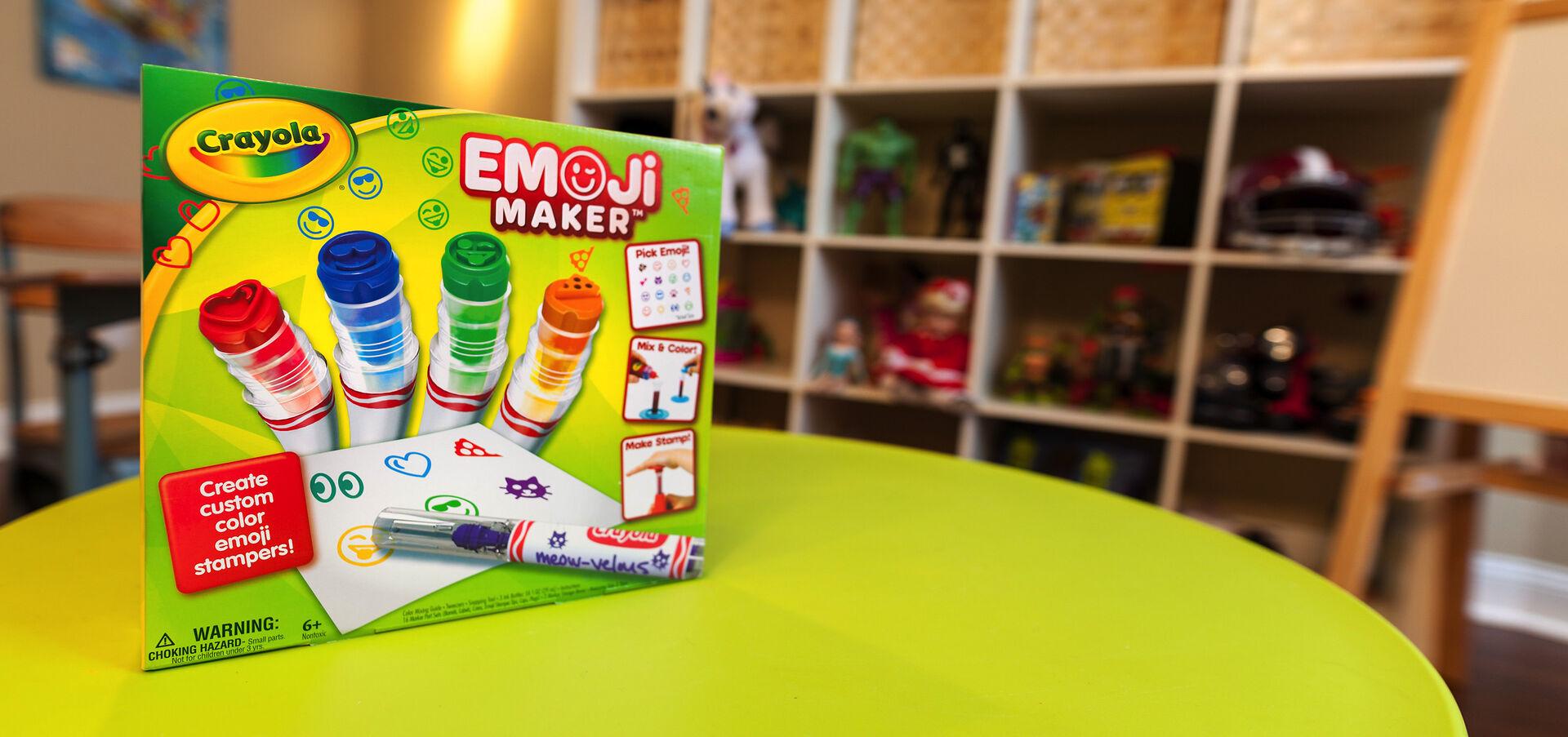 Emoji Marker Maker