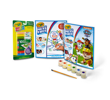 Color Wonder Paw Patrol Bundle