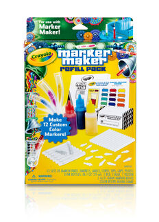 Marker Maker Refill Pack - Classic Colors