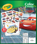 Color & Sticker, Cars 3