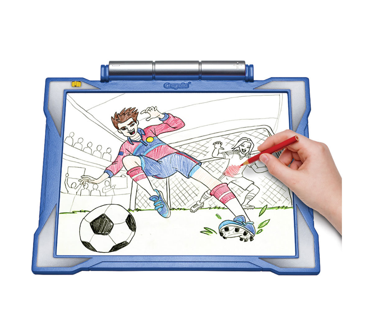 Merveilleux Light Up Tracing Pad   Choose Your Color