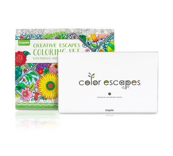Deluxe Adult Coloring Gift Bundle