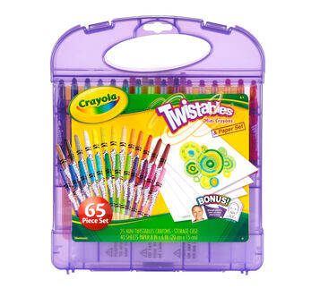 Hardcase Kit - Twistables Mini Crayons