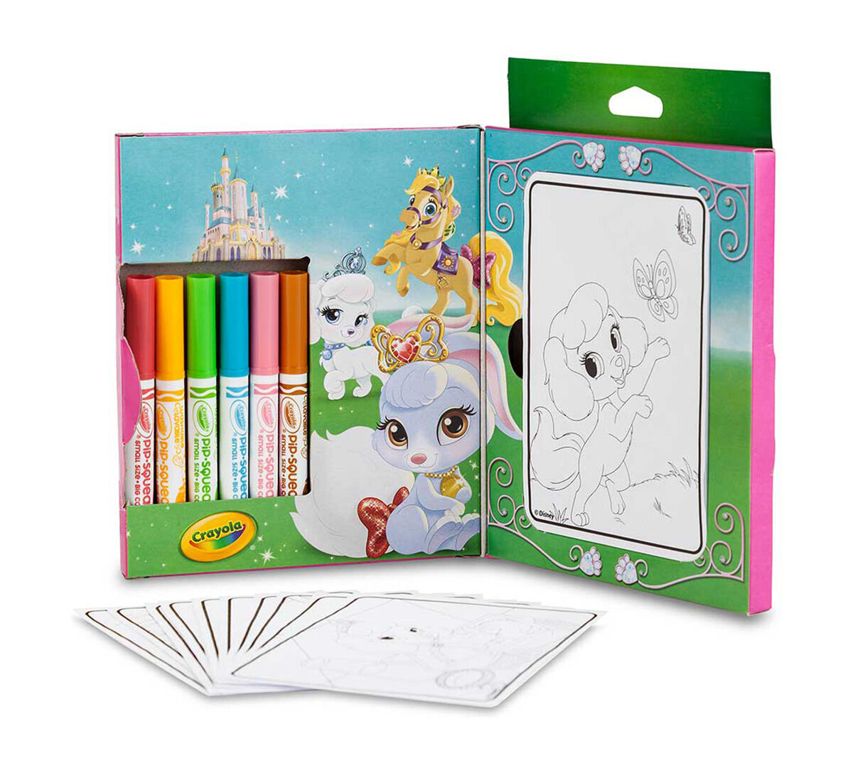 Crayola Mini Coloring Pages - Bltidm