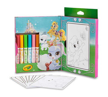 Mini Coloring Pages Disney Princess Palace Pets