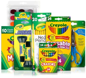 4th-6th Grade School Supplies Set - You Pick