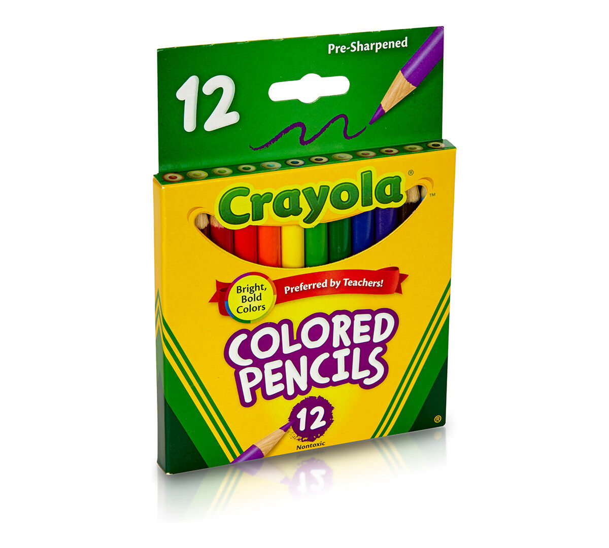 Crayola Colored Pencils - Shop Colored Pencils | Crayola