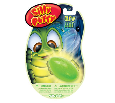 Silly Putty Glow-in-the-Dark