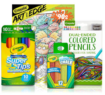 Easter gifts toys craft supplies crayola preteen art gift for 10 12 year olds negle