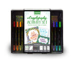 Signature Series Crayoligraphy Activity Set Front