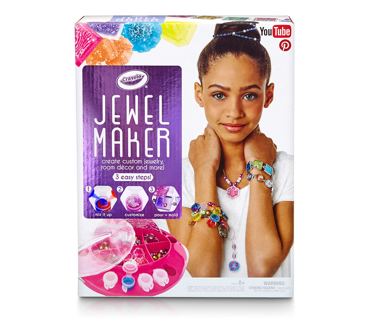 Jewel Maker Crayola