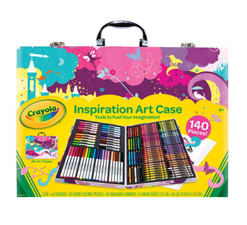 Inspiration Art Case, Pink