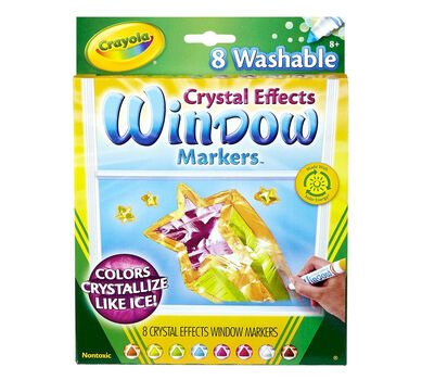 Crystal Effects Window Markers