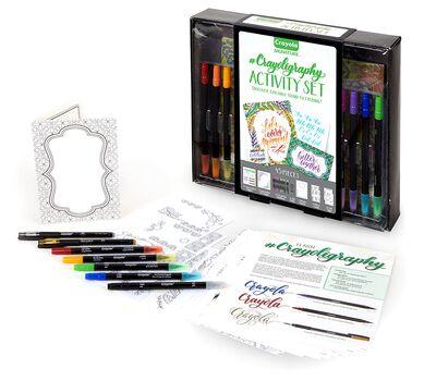 Signature Series Crayoligraphy Activity Set