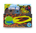 Outdoor Chalk Spiral Art front of package